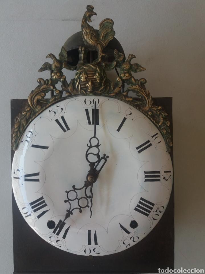 RELOJ MOREZ LUIS XV (Relojes - Pie Carga Manual)