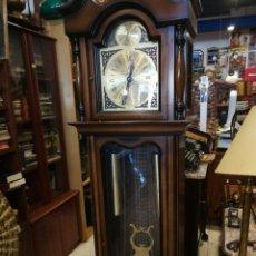 Relojes de pie: RELOJ DE CARRILLON DE PIE. Lote 177598409