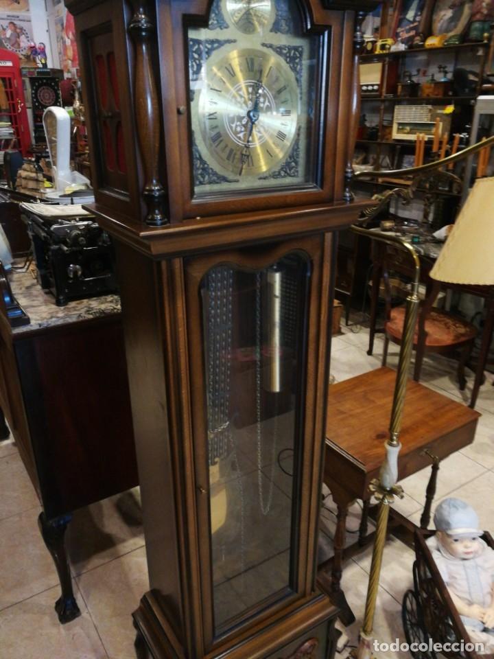 Relojes de pie: Reloj de carrillon de pie - Foto 5 - 177598409