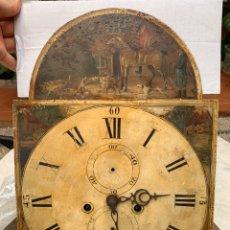 Relojes de pie: RELOJ INGLÉS SIGLO XVIII. Lote 179012278