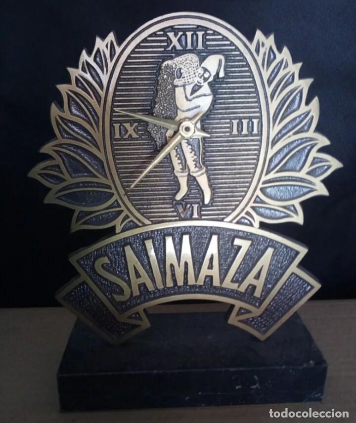 RELOJ SAIMAZA (Relojes - Pie Carga Manual)