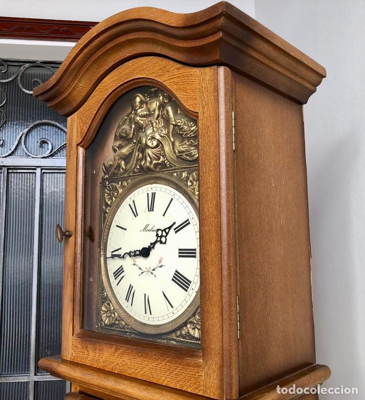 Relojes de pie: Reloj de pie Morez Morbier - Foto 9 - 179118951