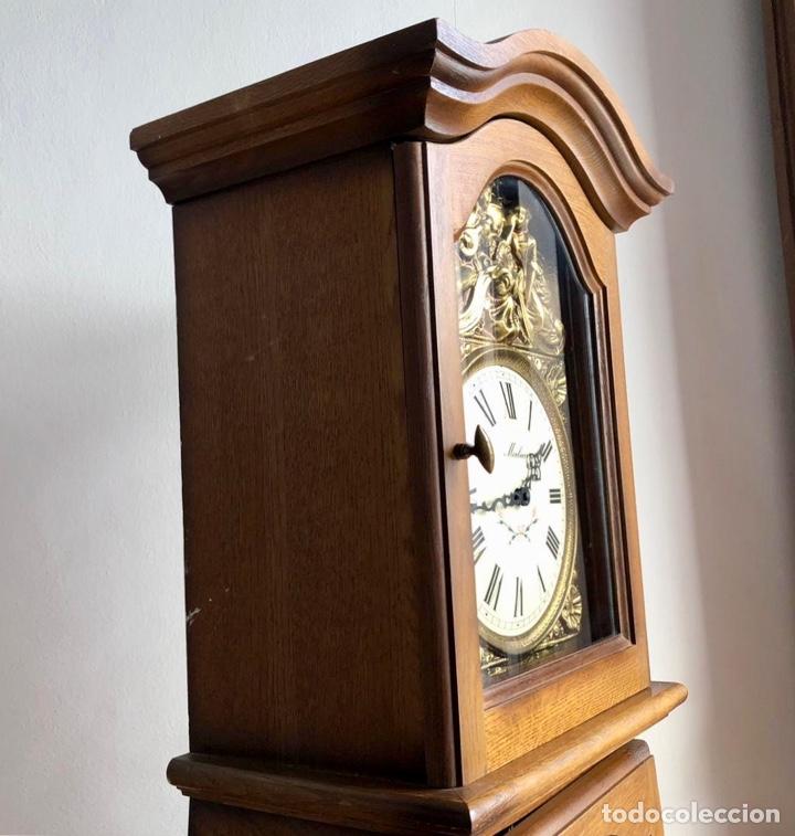 Relojes de pie: Reloj de pie Morez Morbier - Foto 11 - 179118951