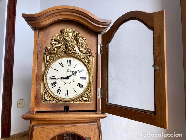 Relojes de pie: Reloj de pie Morez Morbier - Foto 12 - 179118951
