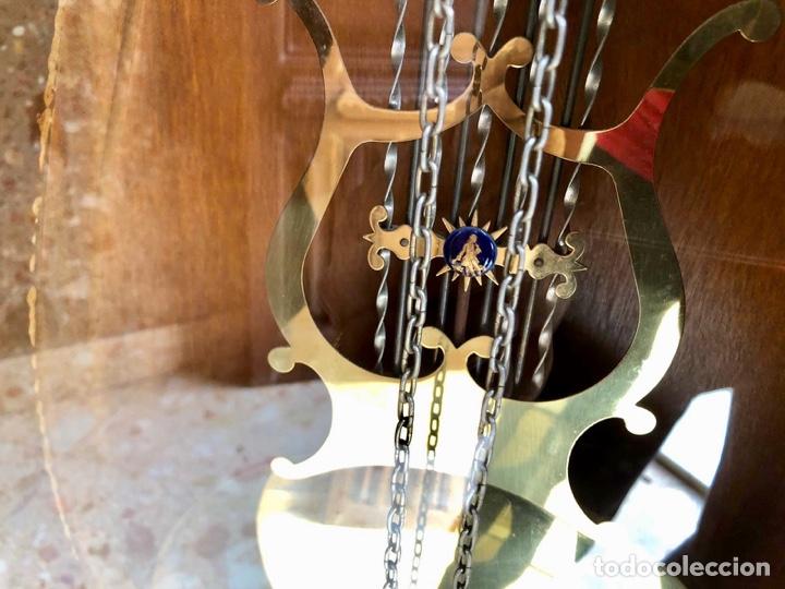 Relojes de pie: Reloj de pie Morez Morbier - Foto 14 - 179118951