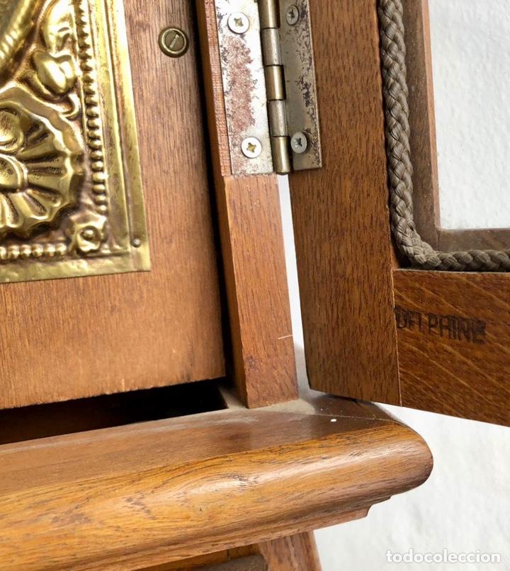 Relojes de pie: Reloj de pie Morez Morbier - Foto 15 - 179118951