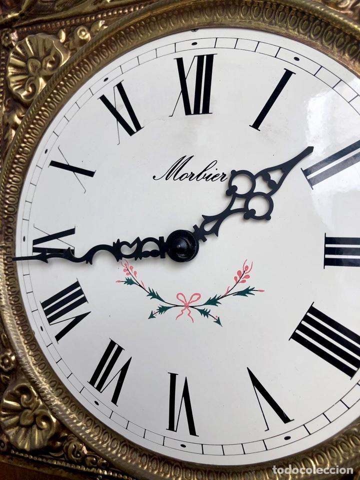 Relojes de pie: Reloj de pie Morez Morbier - Foto 21 - 179118951