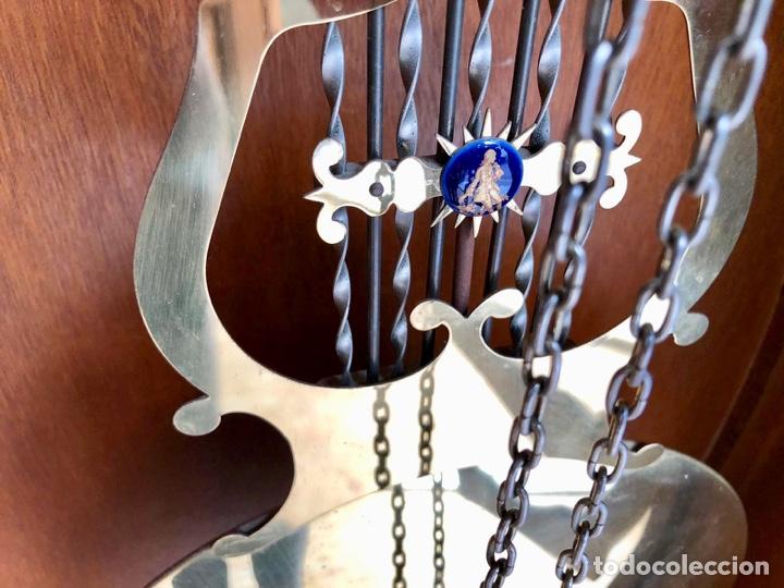 Relojes de pie: Reloj de pie Morez Morbier - Foto 23 - 179118951