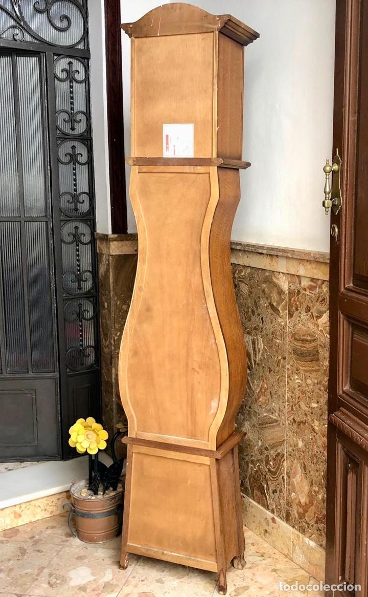 Relojes de pie: Reloj de pie Morez Morbier - Foto 24 - 179118951