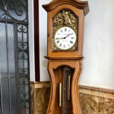 Relojes de pie: RELOJ DE PIE MOREZ MORBIER. Lote 179118951