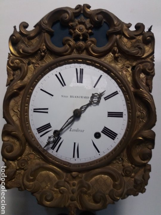 Relojes de pie: Reloj morez - Foto 2 - 180444740