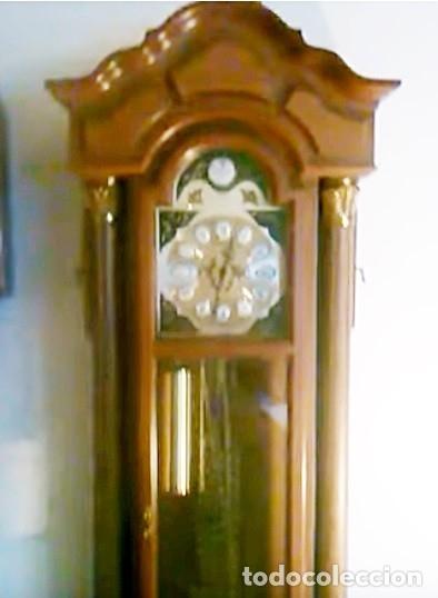 RELOJ CARRILLON DE PIE JUNGHANS (Relojes - Pie Carga Manual)