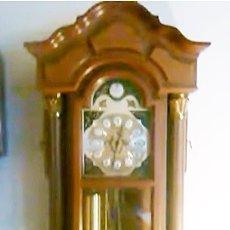 Relojes de pie: RELOJ CARRILLON DE PIE JUNGHANS . Lote 180492981