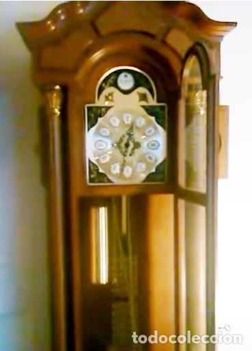 Relojes de pie: RELOJ CARRILLON DE PIE JUNGHANS - Foto 8 - 180492981