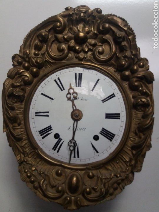 Relojes de pie: Reloj morez pendulo real - Foto 2 - 181323610