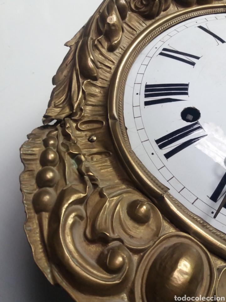 Relojes de pie: Reloj morez pendulo real - Foto 10 - 181323610