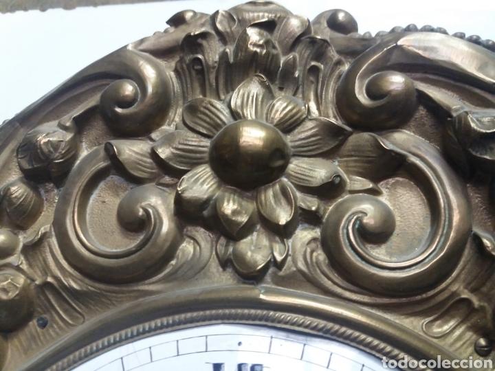 Relojes de pie: Reloj morez pendulo real - Foto 11 - 181323610
