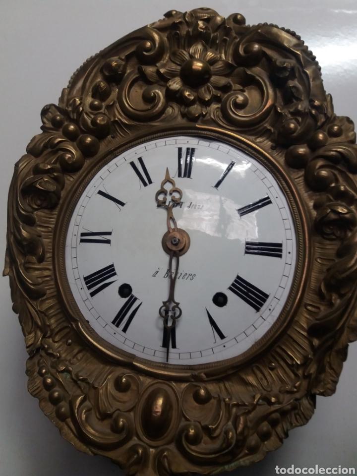 Relojes de pie: Reloj morez pendulo real - Foto 12 - 181323610