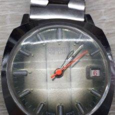 Relojes de pie: RELOJ SORIENTER DE LUXE CABALLERO CARGA MANUAL. Lote 182624798