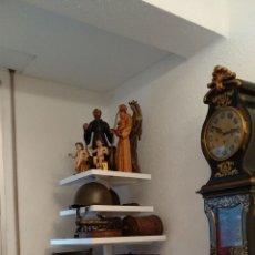 Relojes de pie: RELOJ CARRILLON DE PIE FRANCÉS ESPECTACULAR. Lote 182900978