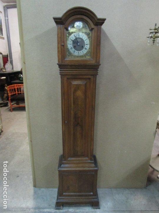 Reloj de pie - tempus fugit - marca roman - mad - Venduto ...