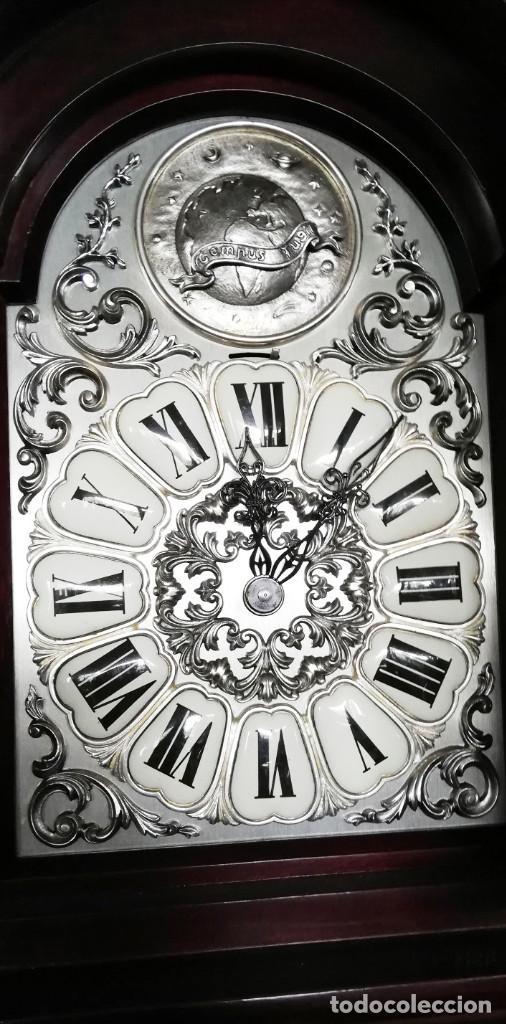Relojes de pie: RELOJ DE PIE INGLES - Foto 5 - 189267540