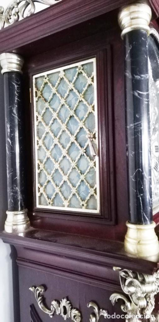 Relojes de pie: RELOJ DE PIE INGLES - Foto 11 - 189267540