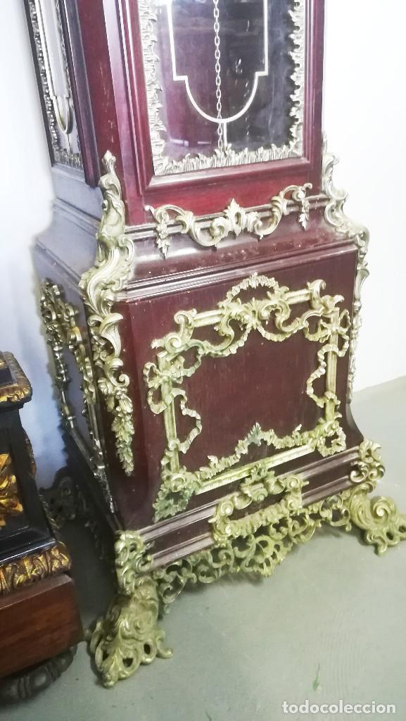 Relojes de pie: RELOJ DE PIE INGLES - Foto 12 - 189267540