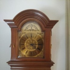 Relojes de pie: RELOJ DE PIE MARCA EBORI. Lote 189406393