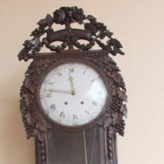 Relojes de pie: RELOJ DE PIE FRANCES. Lote 190834355