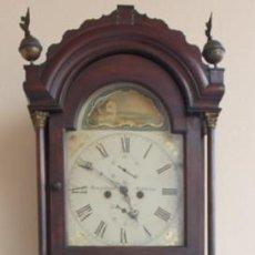 Relojes de pie: RELOJ DE PIE INGLES.. Lote 190835173