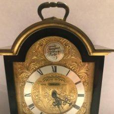Relojes de pie: RELOJ MESA TEMPUS FUGIT SUIZA. Lote 191093272