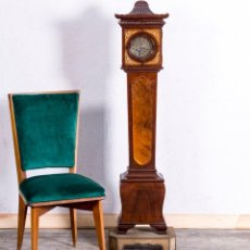 Relojes de pie: RELOJ ANTIGUO DECORATIVO. Lote 191603126