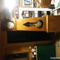 Relojes de pie: RELOJ MORET VON ARMARIO DE ROBLE. Lote 192001542