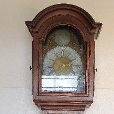 Relojes de pie: RELOJ MORET F.JACOB SLEMBROUCK TOP ALVERYNGHEM 1783. Lote 192301115