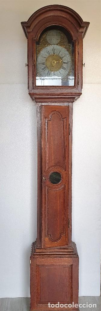 Relojes de pie: RELOJ MORET F.JACOB SLEMBROUCK TOP ALVERYNGHEM 1783 - Foto 2 - 192301115