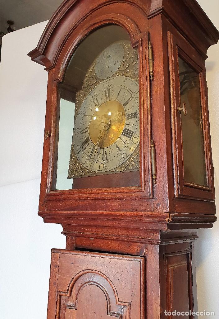 Relojes de pie: RELOJ MORET F.JACOB SLEMBROUCK TOP ALVERYNGHEM 1783 - Foto 3 - 192301115