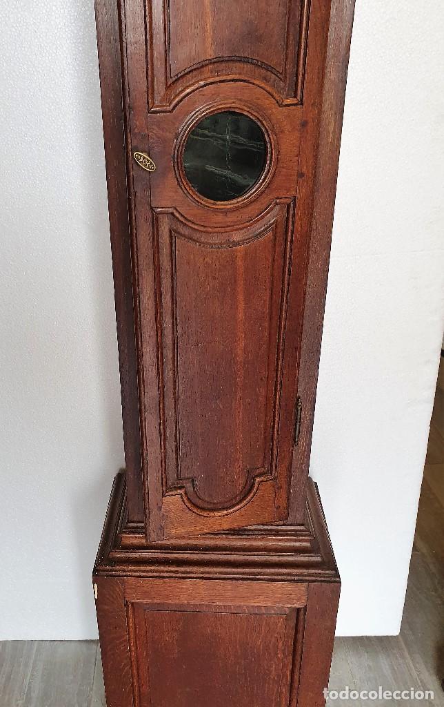 Relojes de pie: RELOJ MORET F.JACOB SLEMBROUCK TOP ALVERYNGHEM 1783 - Foto 4 - 192301115