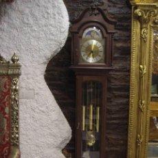 Relojes de pie: RELOJ DE SUELO PENDULO. Lote 192466588