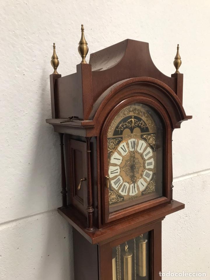 Relojes de pie: Reloj de pie carrillón freno Soneria Westminster - Foto 3 - 193656013