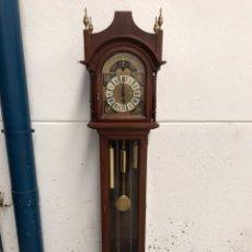 Relojes de pie: RELOJ DE PIE CARRILLÓN FRENO SONERIA WESTMINSTER. Lote 193656013