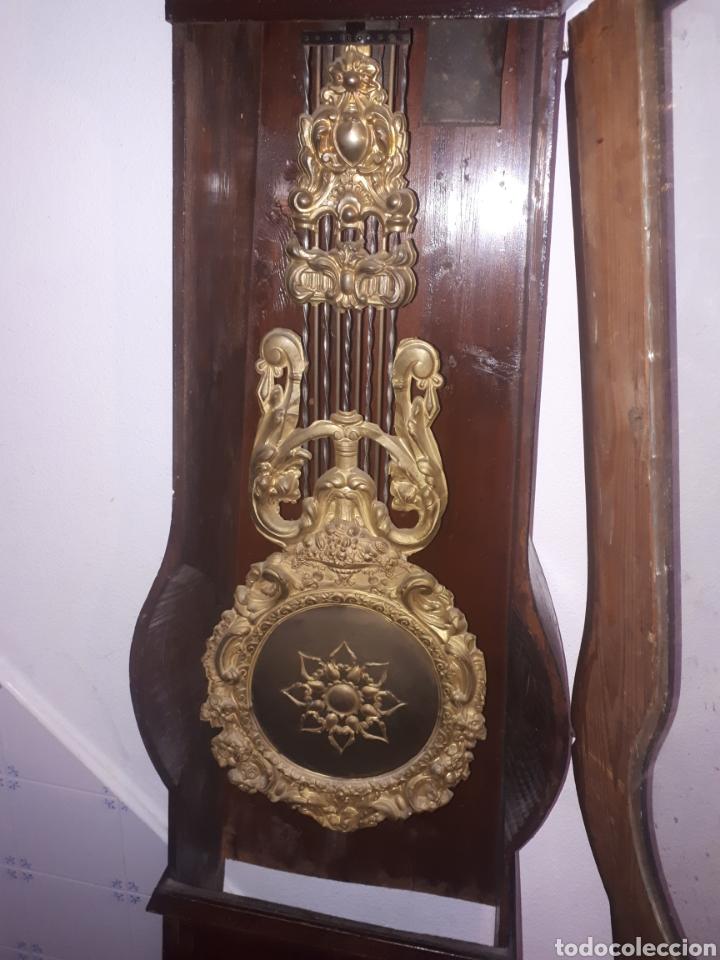 Relojes de pie: Antiguo Reloj de pié de péndulo - Foto 4 - 194133690
