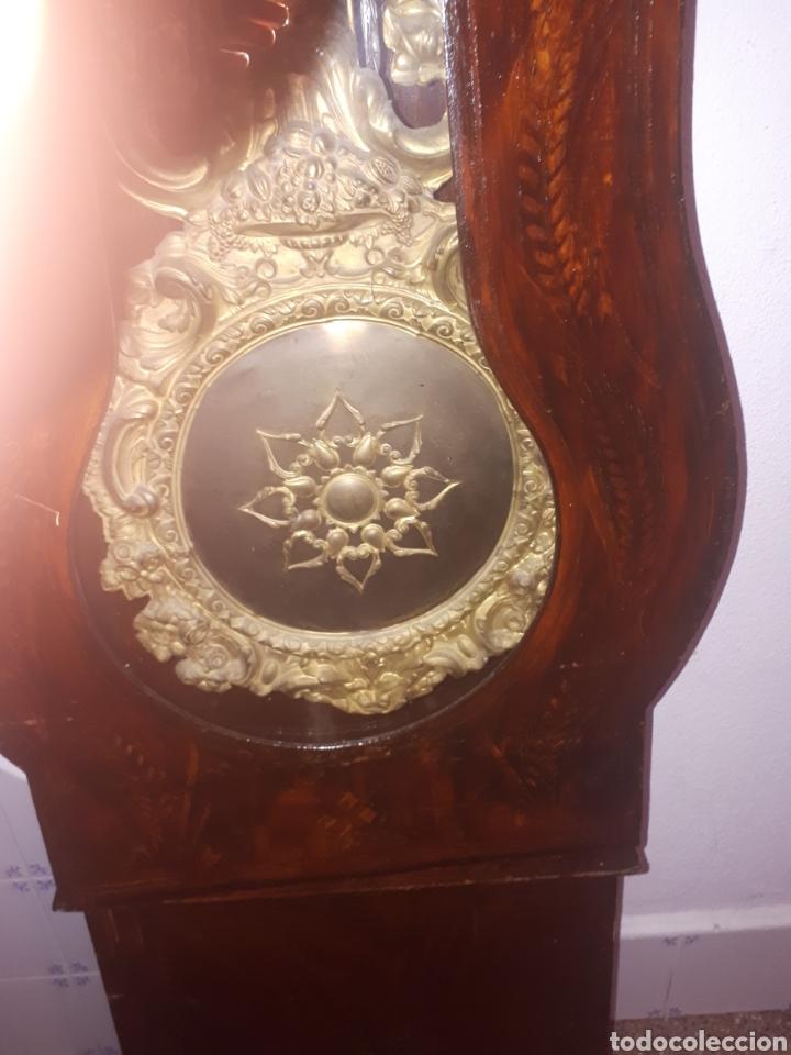 Relojes de pie: Antiguo Reloj de pié de péndulo - Foto 8 - 194133690