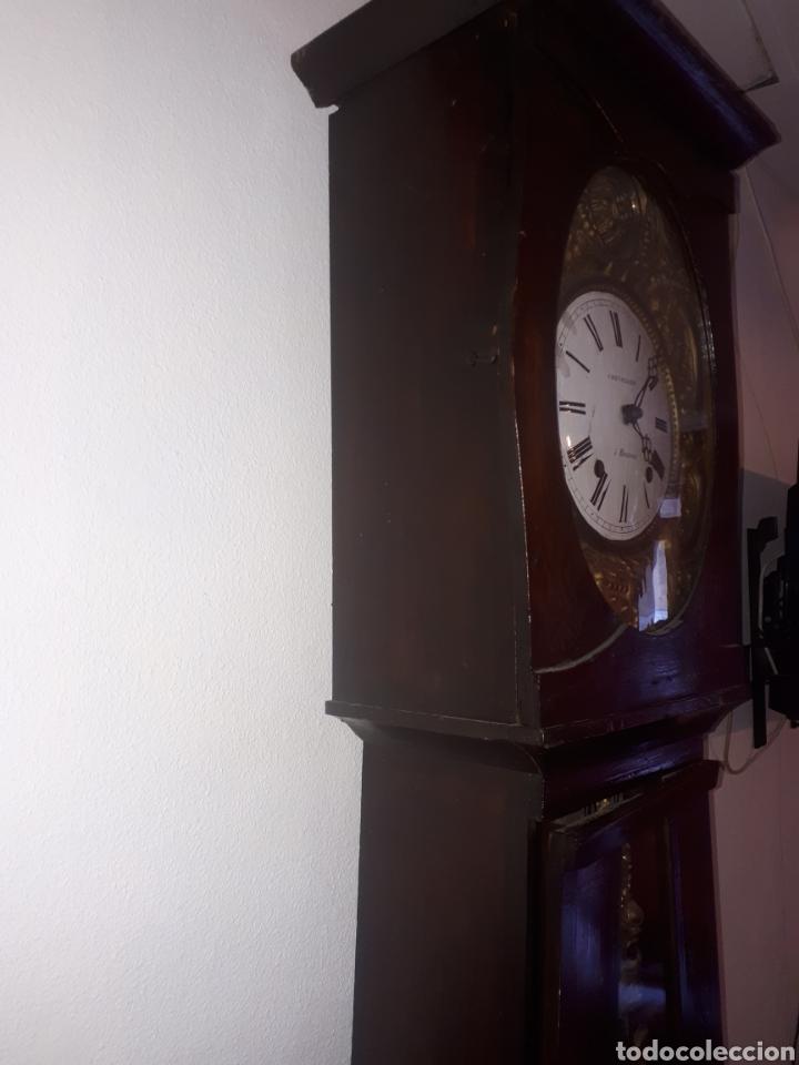 Relojes de pie: Antiguo Reloj de pié de péndulo - Foto 11 - 194133690
