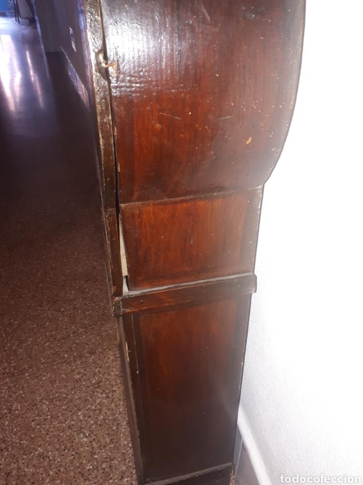 Relojes de pie: Antiguo Reloj de pié de péndulo - Foto 12 - 194133690