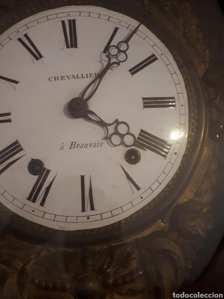 Relojes de pie: Antiguo Reloj de pié de péndulo - Foto 16 - 194133690