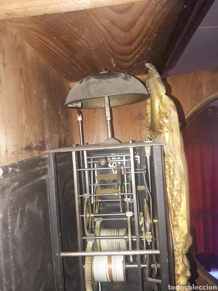 Relojes de pie: Antiguo Reloj de pié de péndulo - Foto 18 - 194133690