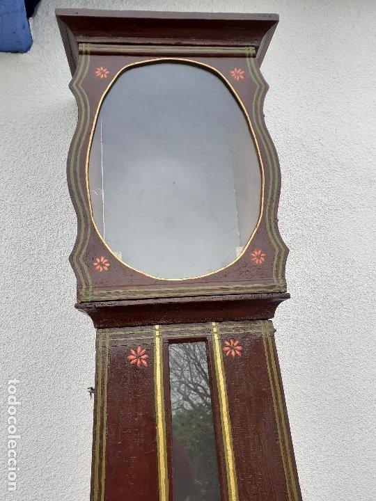 Relojes de pie: Caja de Morez siglo XIX - Foto 2 - 194152032