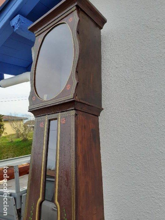 Relojes de pie: Caja de Morez siglo XIX - Foto 6 - 194152032