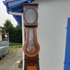 Relojes de pie: CAJA DE RELOJ MOREZ. Lote 194161863